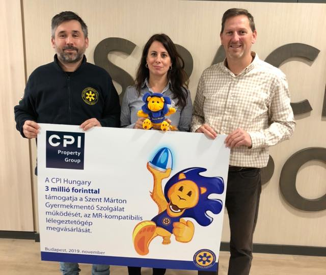 CPI támogatás